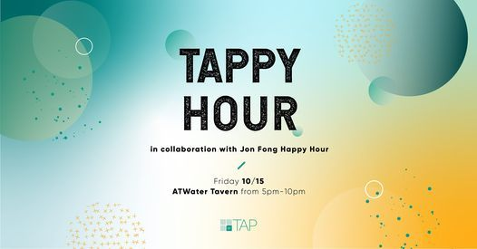 TAPPy Hour at ATWater Tavern