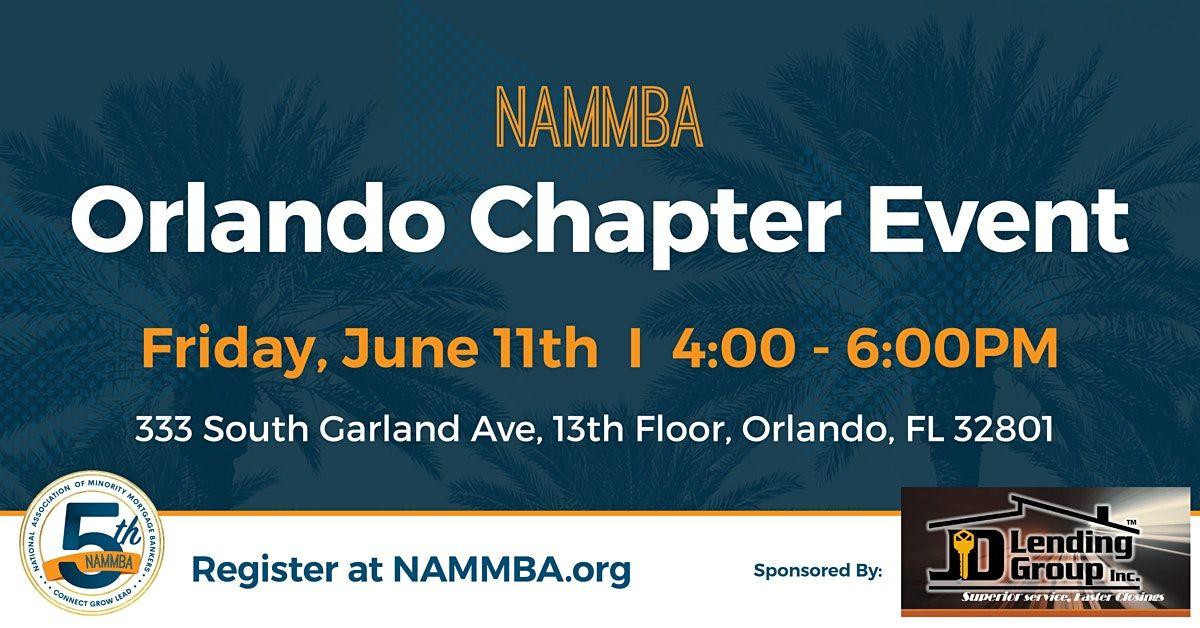 Orlando Chapter Event