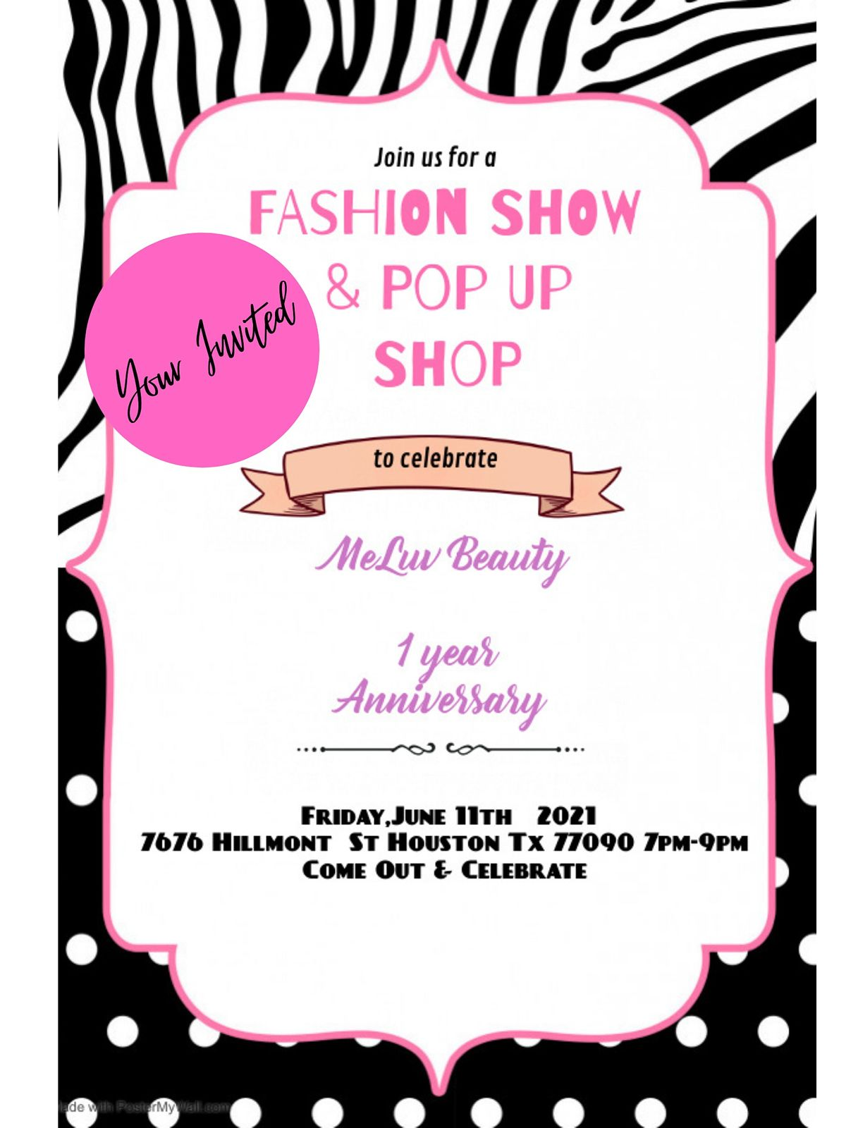 MeLuv Beauty Fashion Show