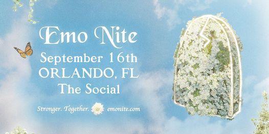 Emo Nite LA presents Emo Nite at The Social