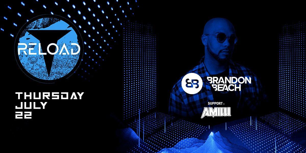 Brandon Beach & Amilli @ Temple SF Thursdays!
