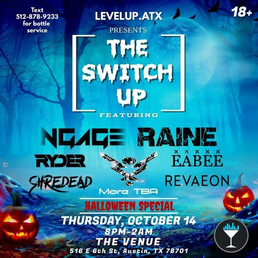 10\/14   Austin   TheVenue   Halloween special   [THE SWITCH UP]   #3