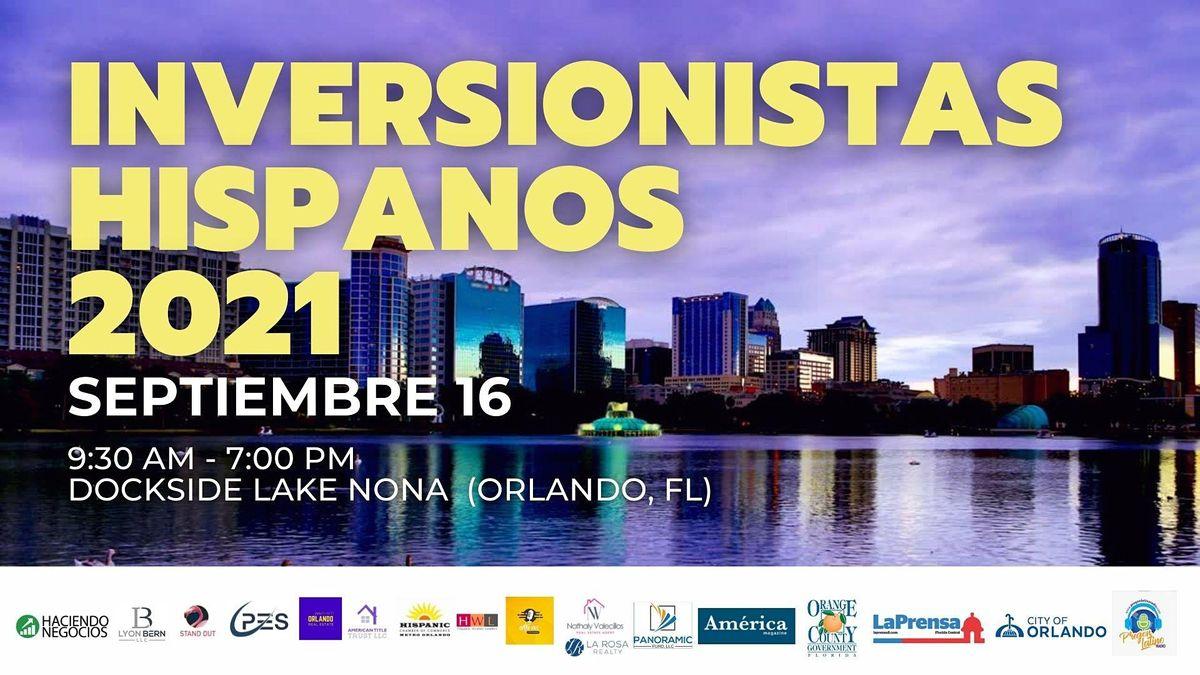 INVERSIONISTAS HISPANOS 2021 - In LAKE NONA