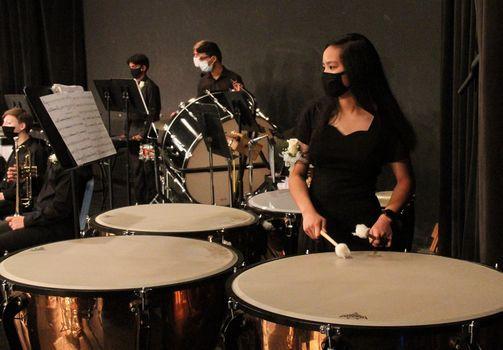 Wind Ensemble & Jazz Band Fall Concert