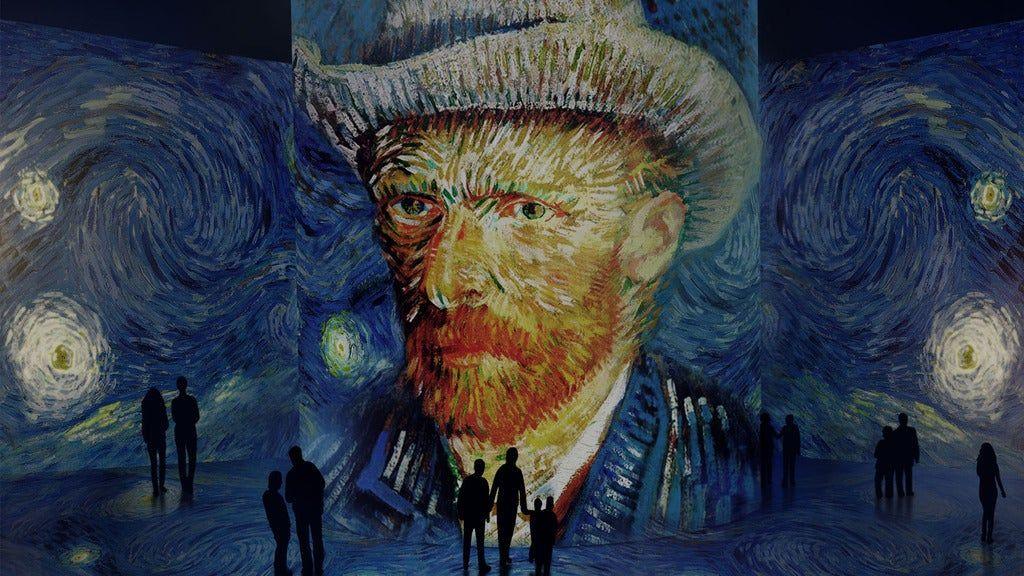 Gogh with Lifeway Kefir Immersive Yoga