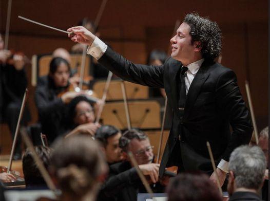 Dudamel Conducts Strauss
