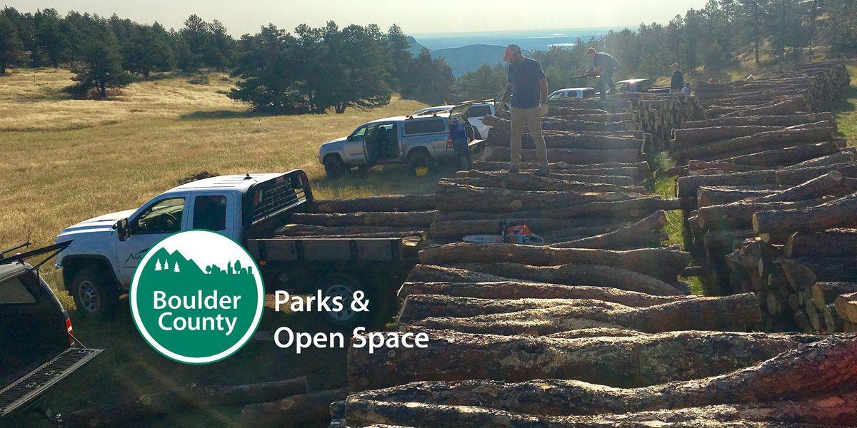 Firewood Sale, September 18th ` (8:15am)