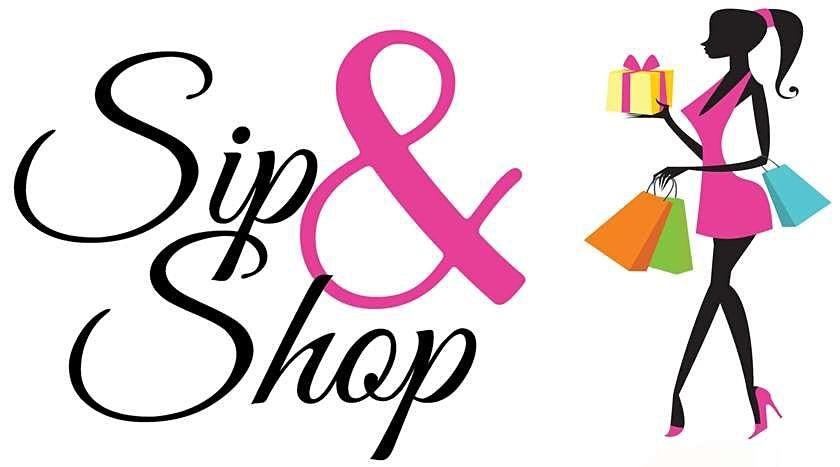 Sip And Shop Ladies Network Event