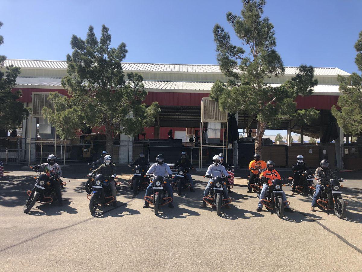 MSF RiderCoach Preparation