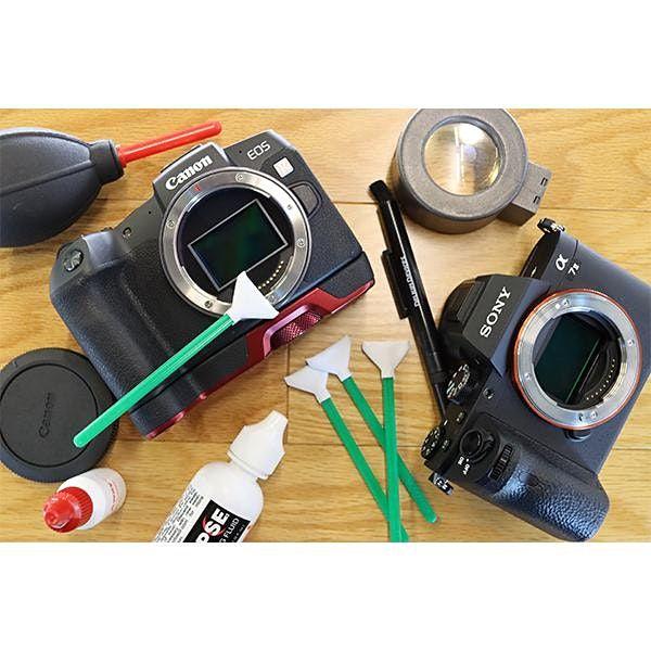 Sensor Cleaning Essentials