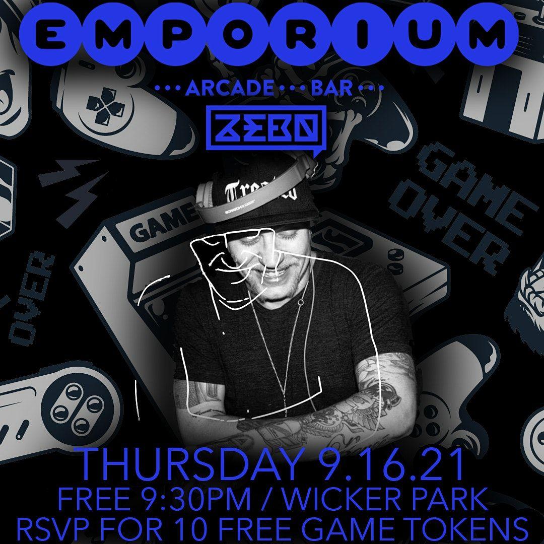 Zebo DJ Set
