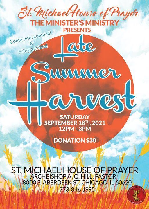 Summer Harvest Festival
