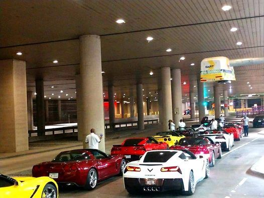 Special Edition Corvette Club Incorporated - 4 Year Anniversary  \/  Weekend Celebration
