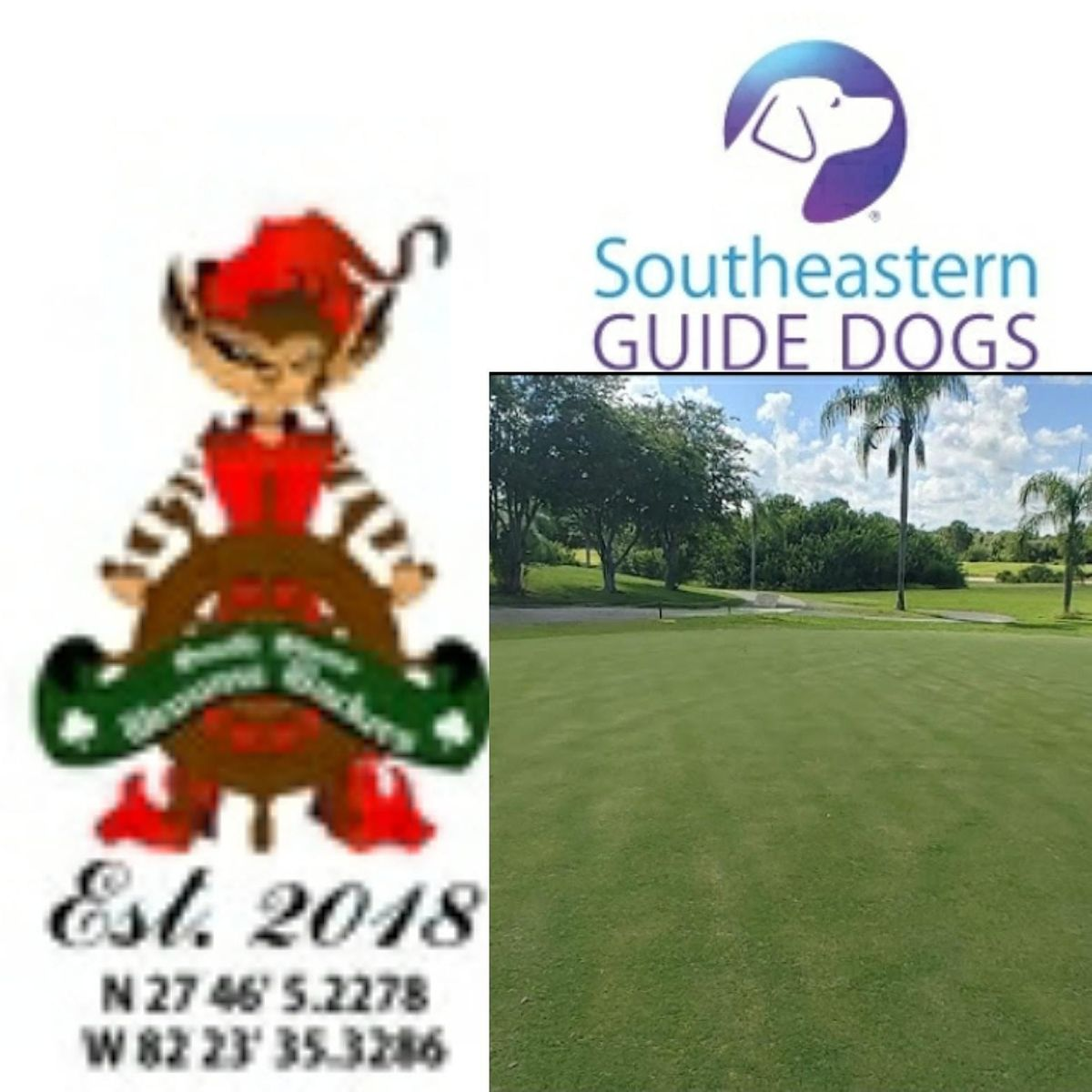 Annual Golf For Guide Dogs Presented by the South Shore Browns Backers