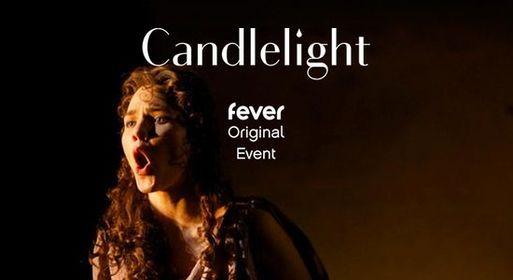 Candlelight Opera: Old Hollywood Glamour