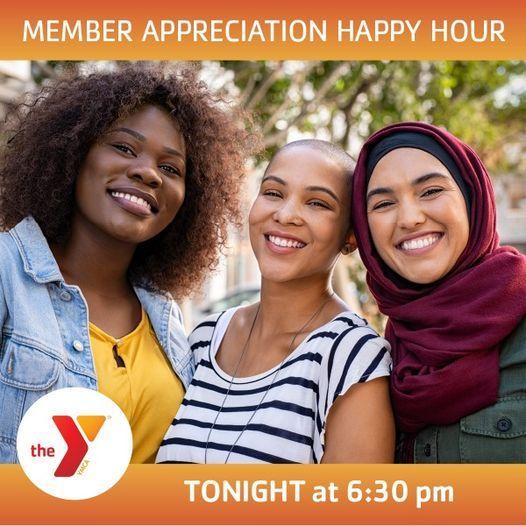 Member Appreciation Happy Hour