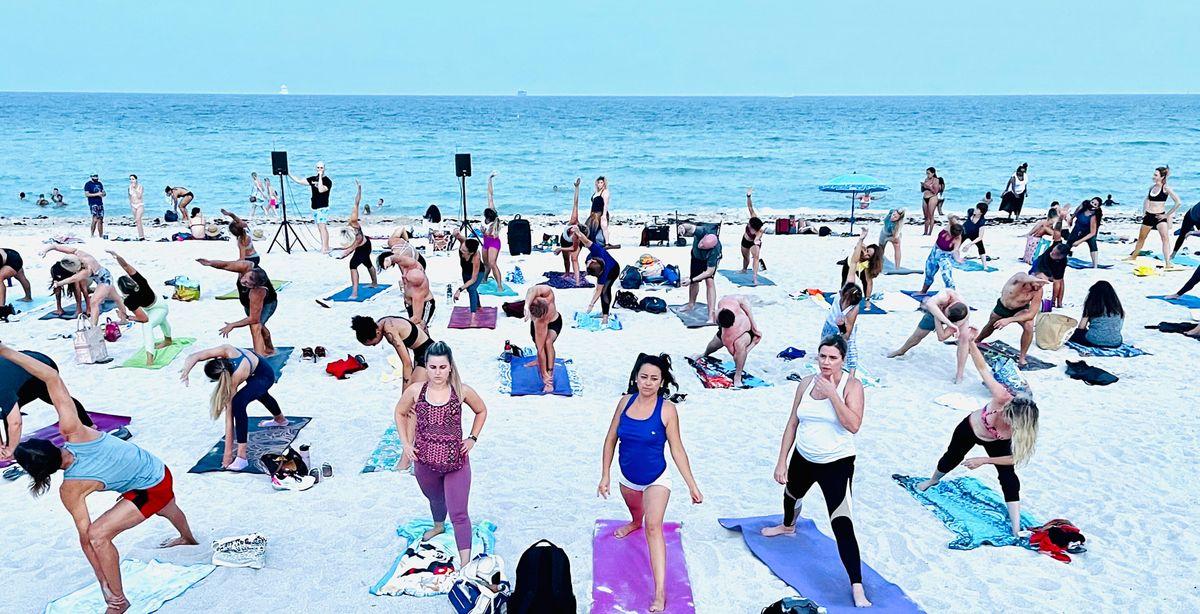 Full Moon Yoga - September