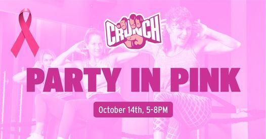 Pink-themed Mid-Month Party