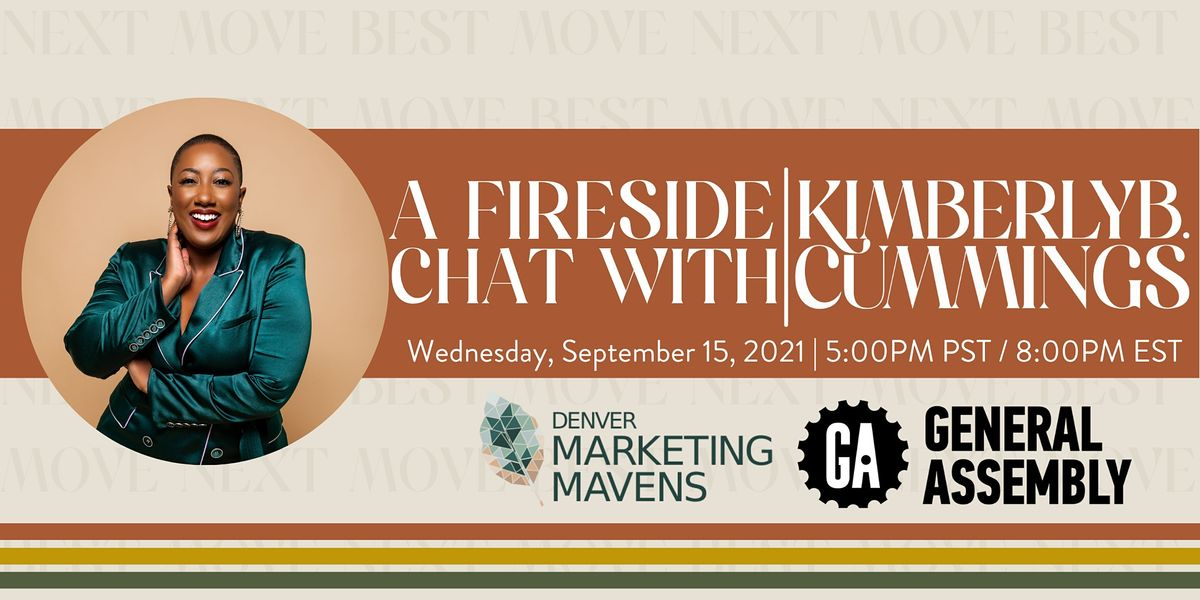 Next Move, Best Move Fireside Chat with Denver Marketing Mavens
