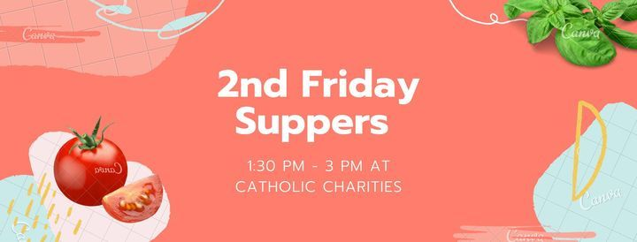 June 2nd Friday Supper