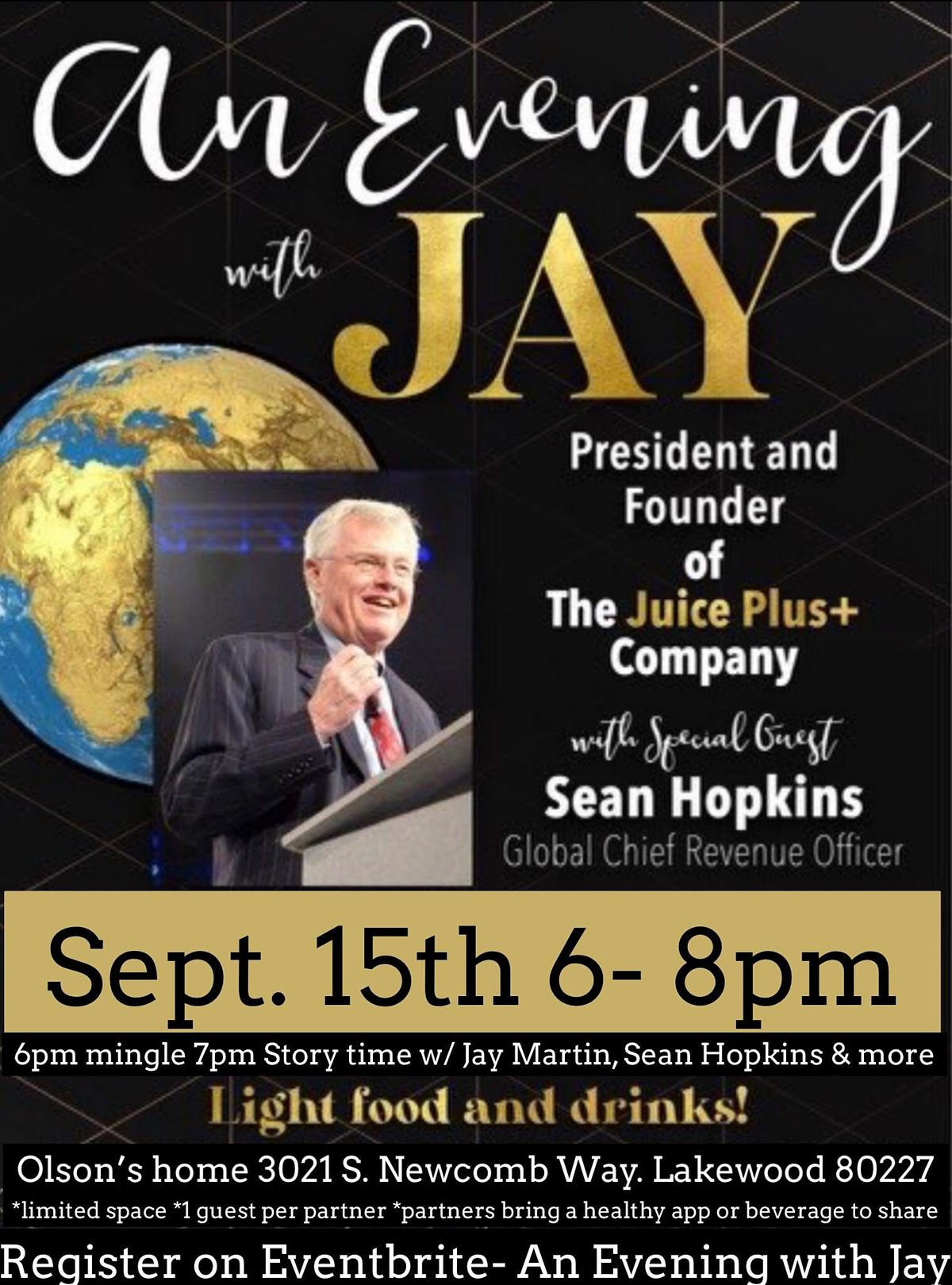 An Evening with Jay