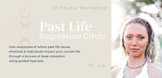 Past Life Regression Circle
