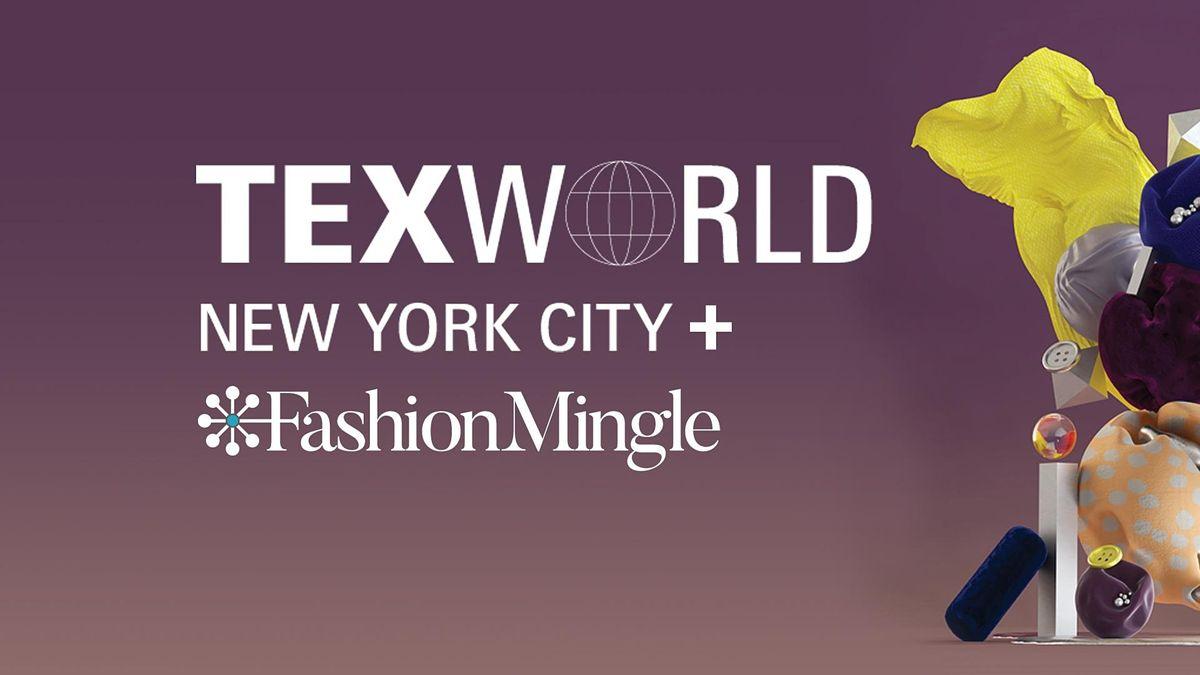 """""""Explore the Floor"""" Texworld Sourcing Showroom Tour"""