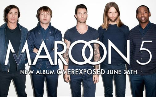 New Date   Maroon 5 2021