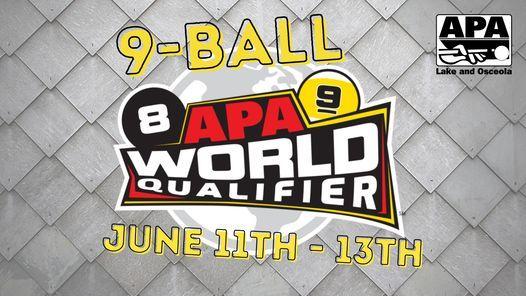 9-Ball World Qualifier