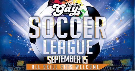 VGL San Francisco: Queer+ Soccer - Fall 2021