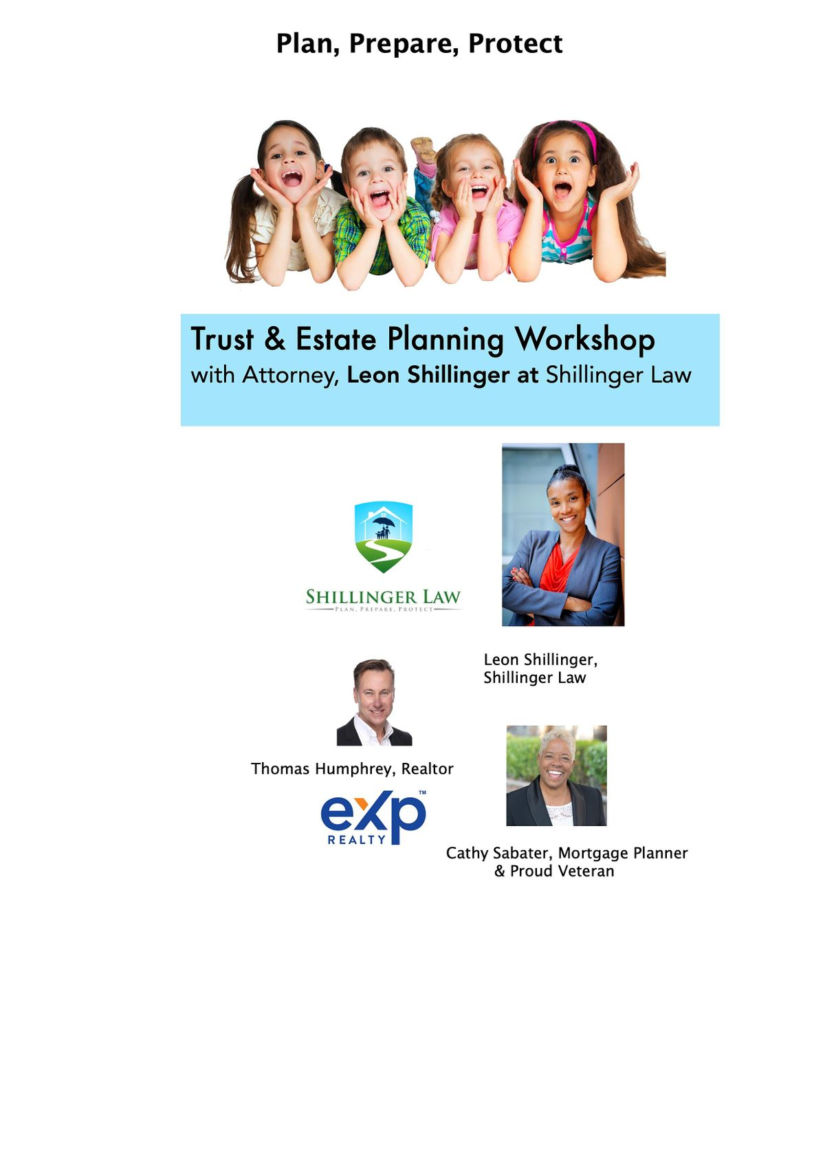 Trust & Estate Planning Workshop