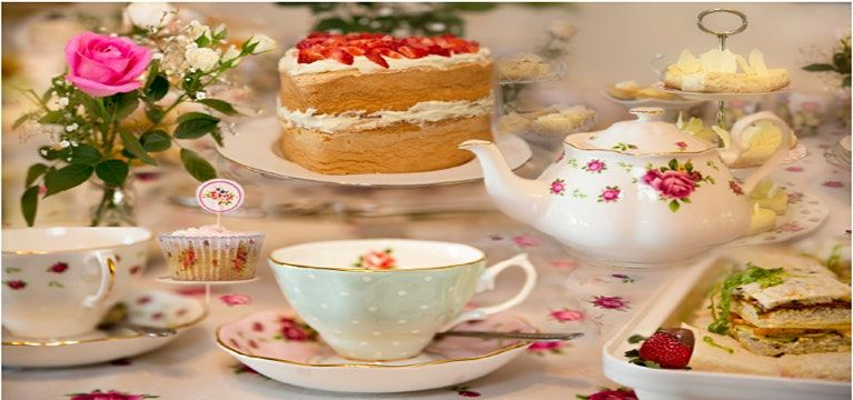 How About an Afternoon Tea?