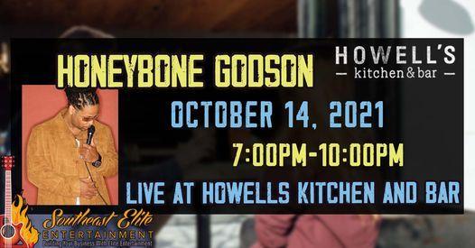 HoneyBone GodSon Live at Howell's Kitchen & Bar