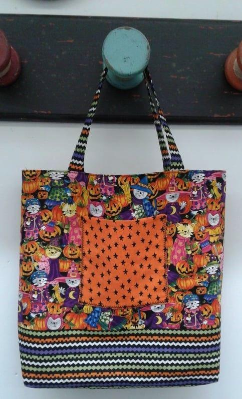 Halloween Candy Bag!