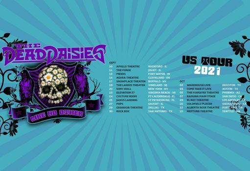 The Dead Daisies at Neptune Theatre