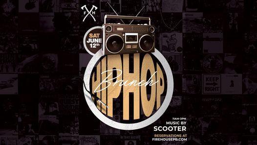 Hip Hop Brunch w\/ DJ Scooter