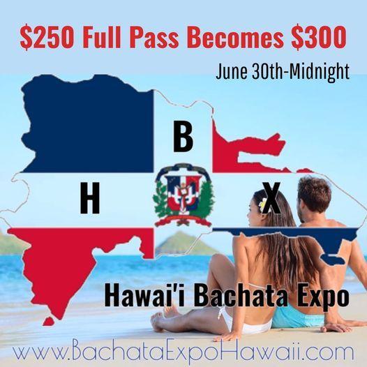 Hawaii Bachata Expo (Halloween)