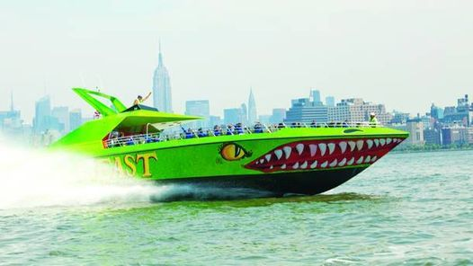 The Beast Speedboat Ride - (Tickets & Schedule)
