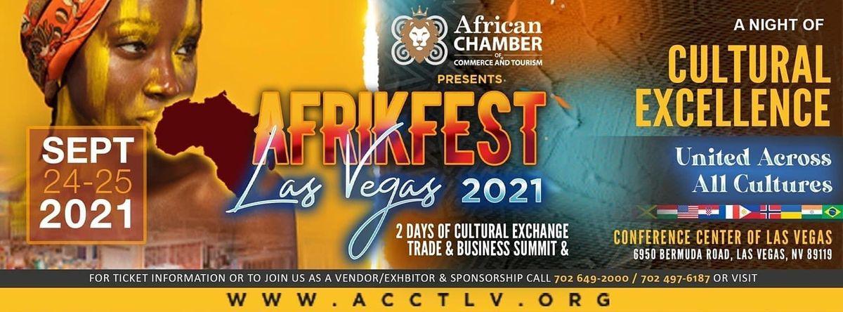 Afrikfest Las Vegas  2021