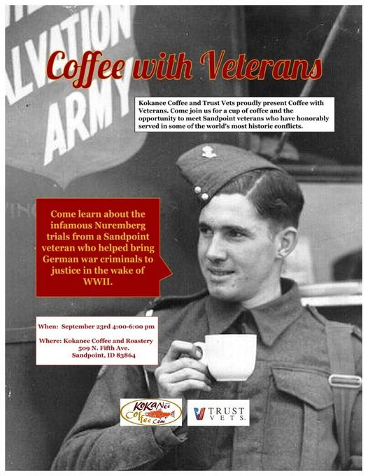 Coffee With Vets