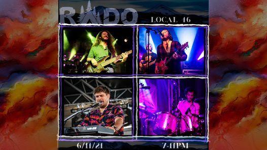 RADO's Denver Return at Local 46