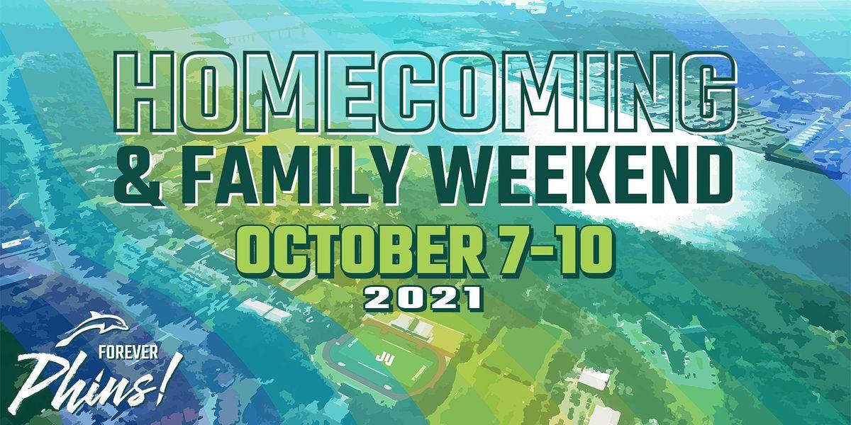 Jacksonville University: 2021 Homecoming & Family Weekend