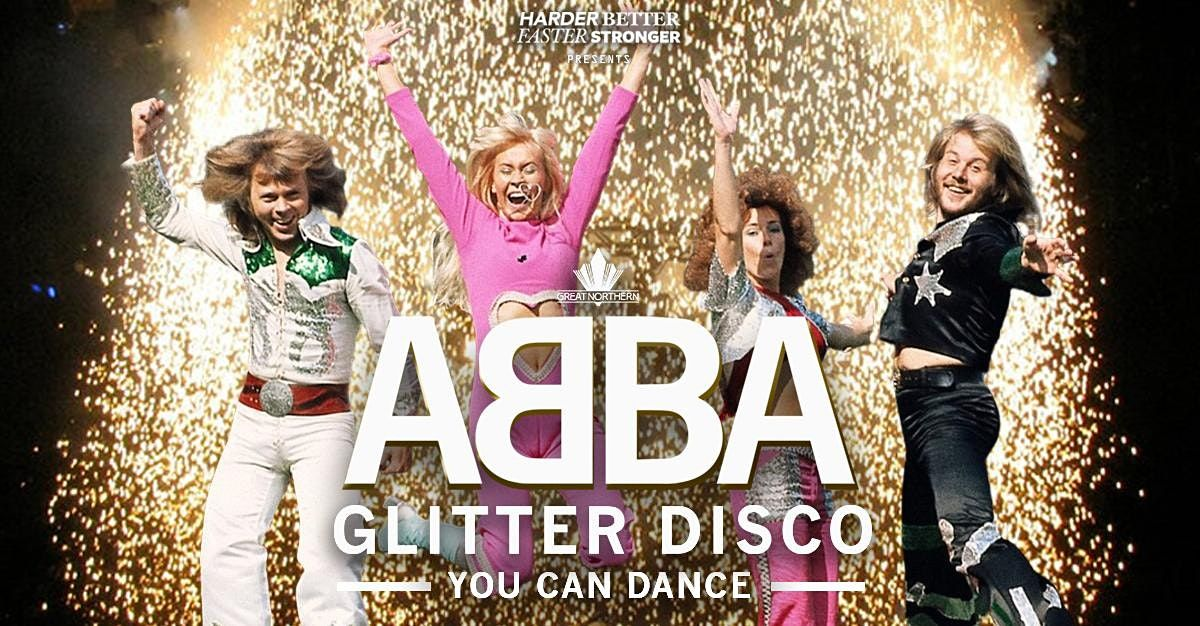 Dancing Queen: ABBA 70s Glitter Disco (TICKETS AVAILABLE AT THE DOOR)