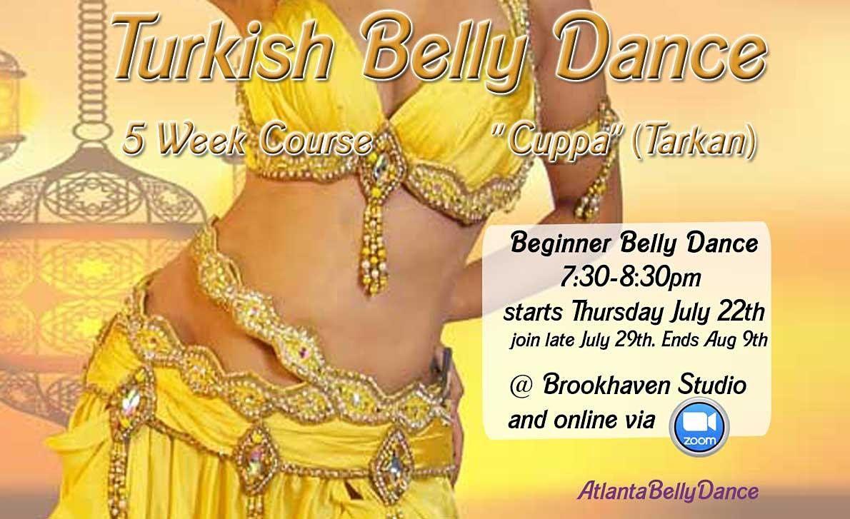 Cuppa  Beginner Turkish Belly Dance
