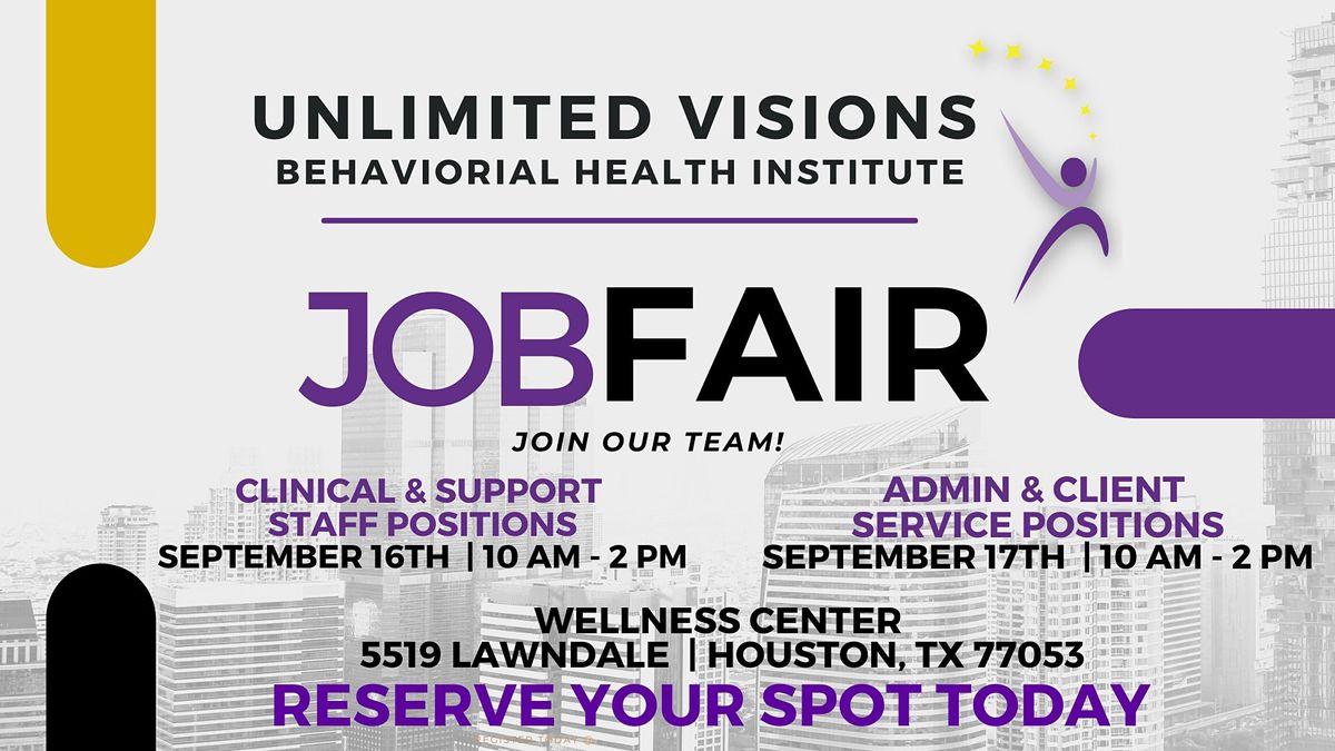 UVA 2021 Job Fair