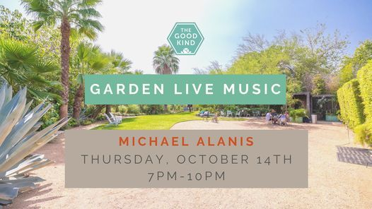 Free Live Music - Michael Alanis