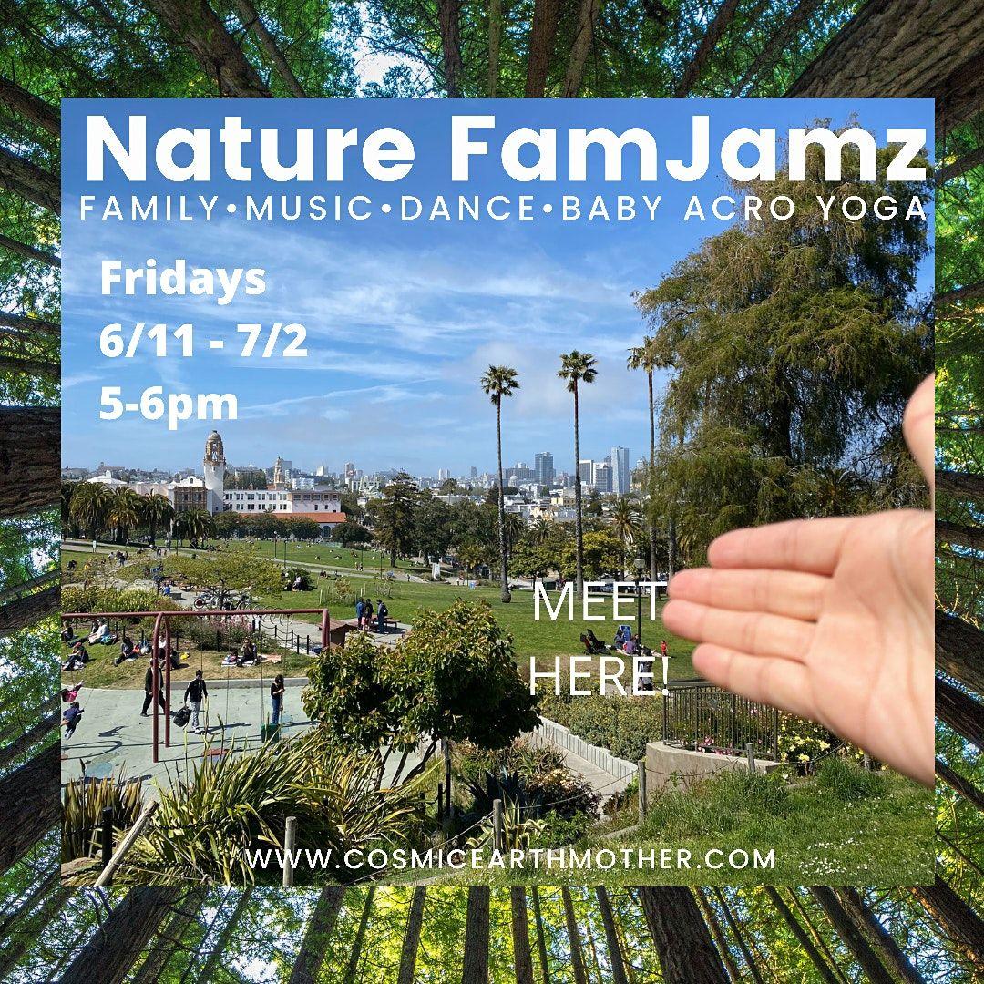 Nature Fam Jamz