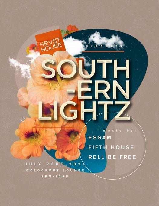 HRVST House Presents South-Ern Lightz