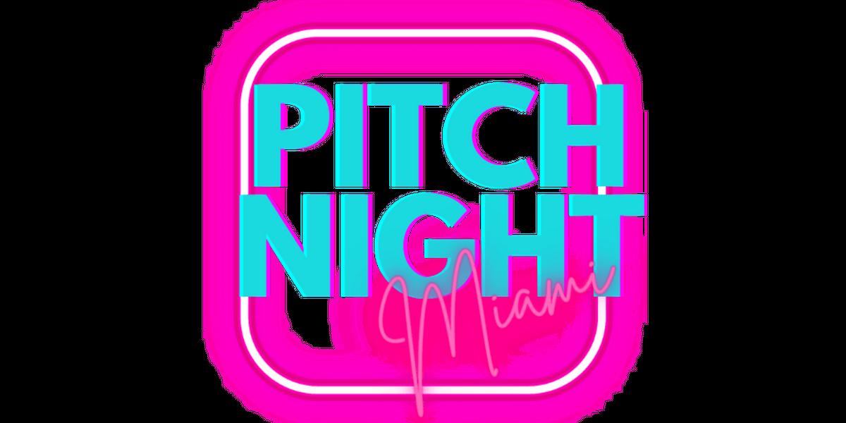 Pitch Night MIA - Caribbean & LATAM month