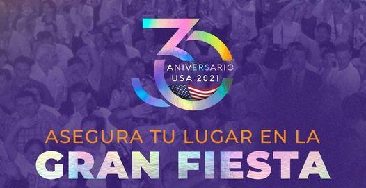 30 Aniversario OMNILIFE 2021 en Miami